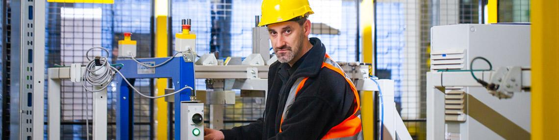 oferta pracy: Specjalista ds. BHP i PPOŻ